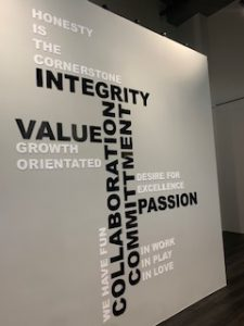 Five Core Values