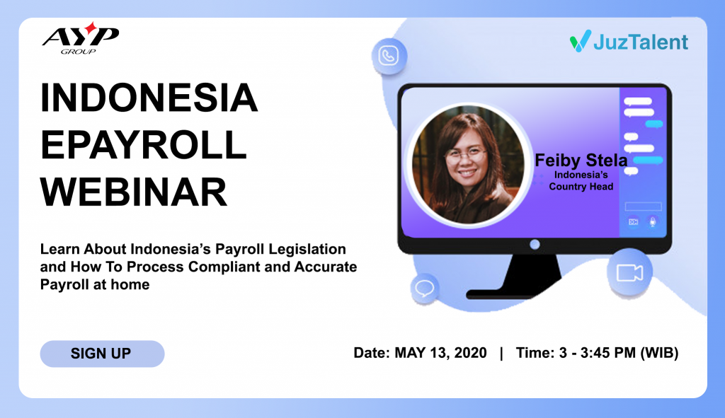 Payroll Journey - The Indonesia Style