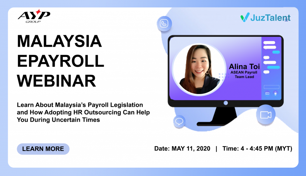 Payroll Journey - The Malaysia Style