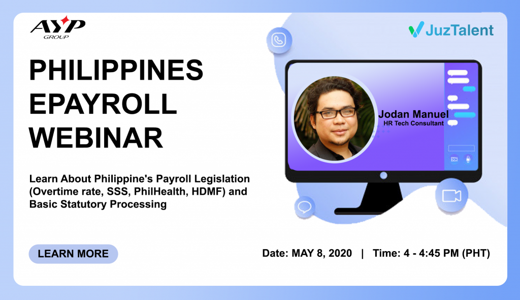 Payroll Journey - The Philippines Style
