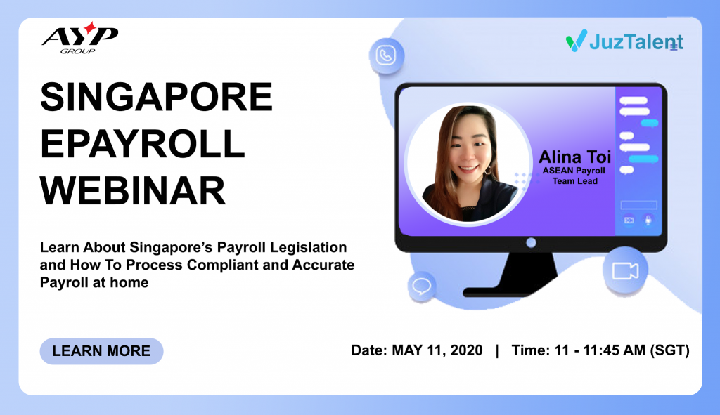 Payroll Journey - The Singapore Style