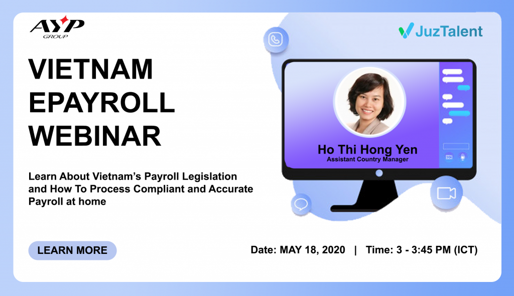 Payroll Journey - The Vietnam Style