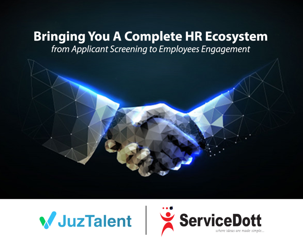 New Value-added JuzTalent's Technology Partner